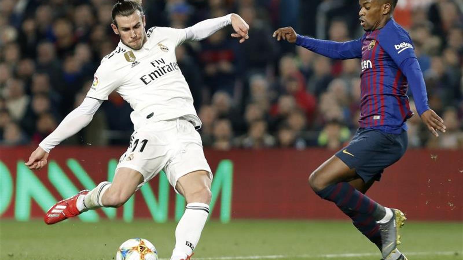 Bale repite suplencia en el Metropolitano d98e67d4dbb