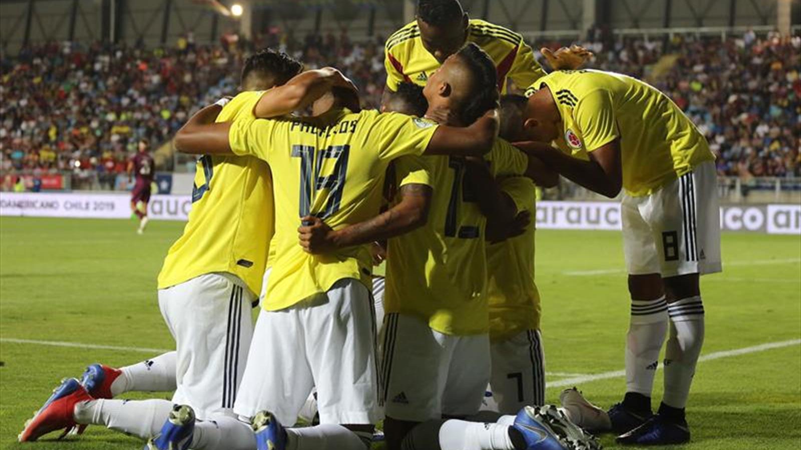 La renacida Colombia busca el Mundial ante un Uruguay que sueña con el  título 4b6ed027b