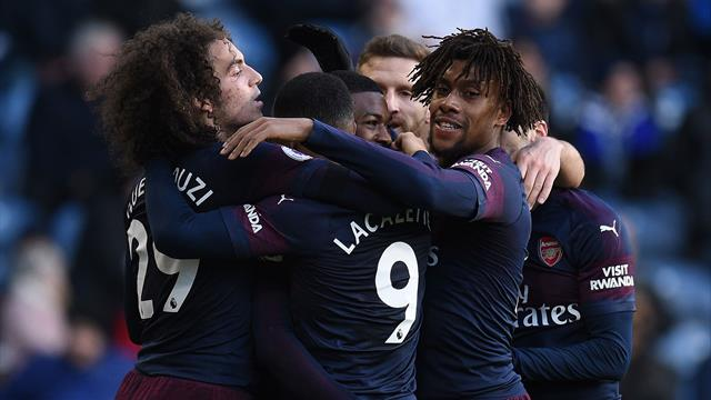 Arsenal boss Emery concedes Tottenham will finish on top