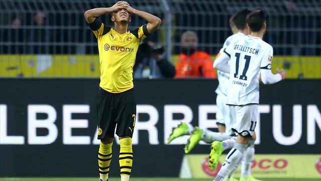 """""""Extrem bitter"""": BVB kollabiert nach 3:0-Führung gegen Hoffenheim"""