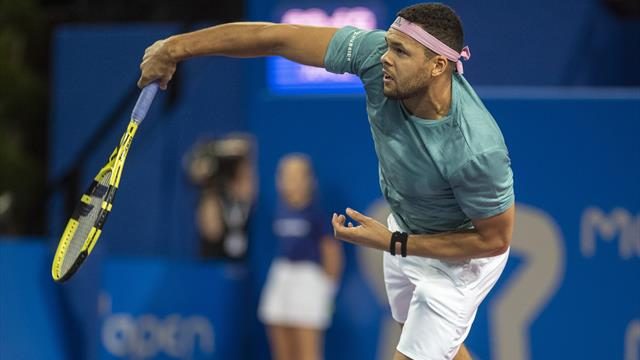 Tsonga ou Herbert pour le titre : Montpellier ne verra que du bleu dimanche