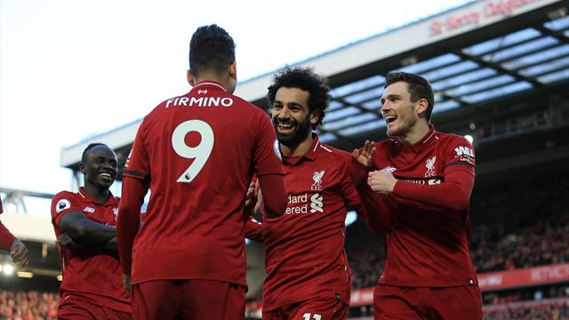 Stylish Liverpool calm title nerves with win over Bournemouth