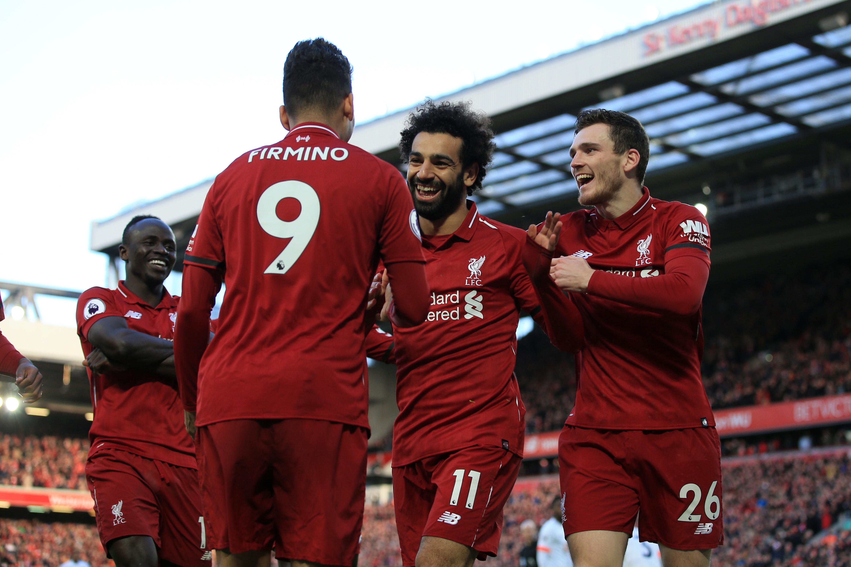 Mohamed Salah, Andrew Robertson, Roberto Firmino ve Sadio Mane; Liverpool'un bu sene de en önemli oyuncularından olacaklar.