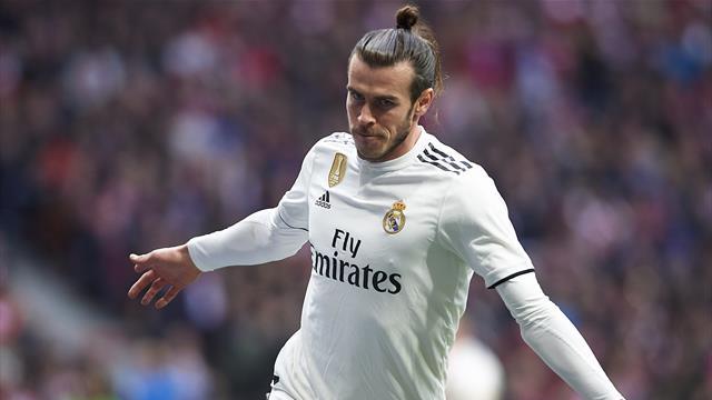 Course folles, Décima et retourné acrobatique : Bale, 100 buts au Real