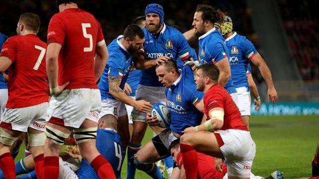 Italia, sono 19 ko consecutivi: vince anche il Galles per 26-15 all'Olimpico