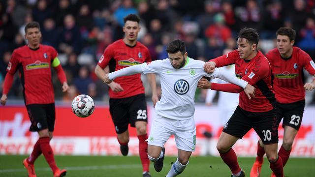 """Freiburg und Wolfsburg liefern """"Werbung für den Fußball"""""""