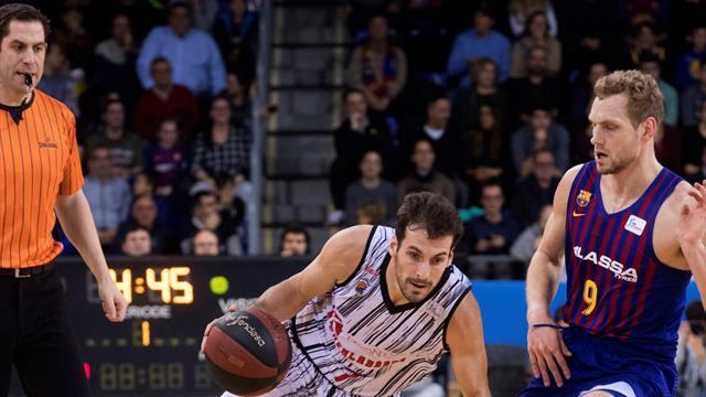 Liga ACB, Barcelona-Fuenlabrada: Festival para afianzar el liderato (106-76)
