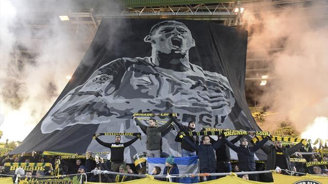 Amendes pour le FC Nantes pour usage de fumigènes... lors des matches d'hommage à Sala