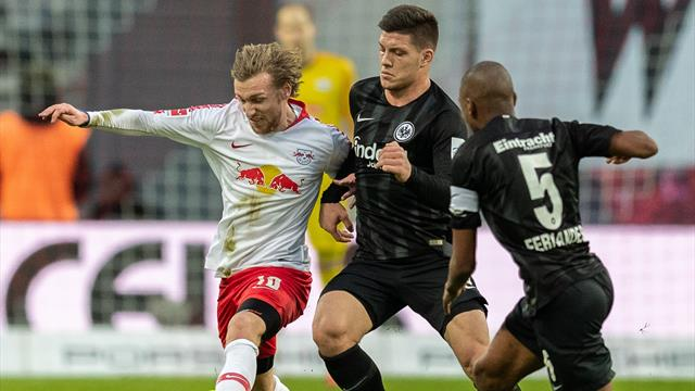 """Frankfurt punktet mit Boateng-Motto: """"Bruder, schlag den Ball lang"""""""