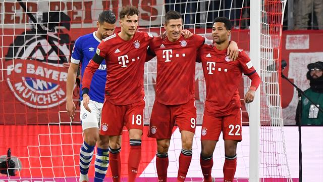 """Bayern schlägt Schalke: """"Bekommen nochmal Chance ganz oben..."""""""