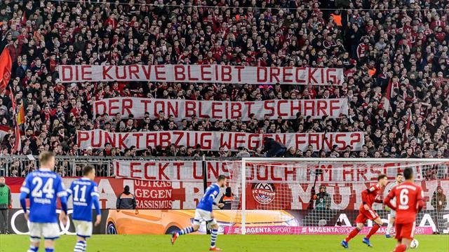 Erstaunliche Solidarität: Bayern-Fans unterstützen BVB