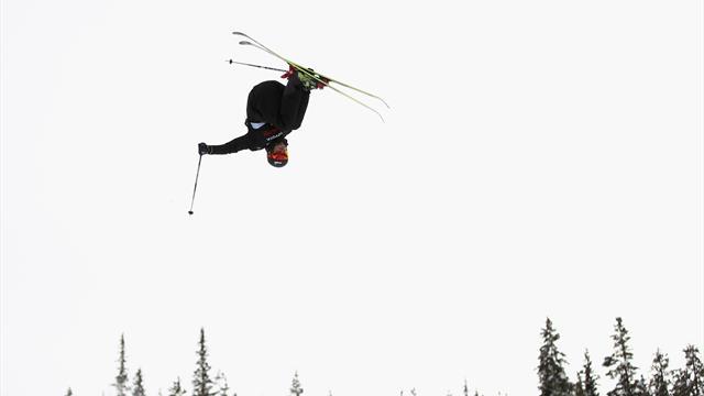 Rolland décroche l'argent en ski halfpipe