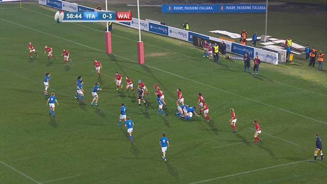 Può finire anche in parità! Niente bis per le Azzurre: Italia-Galles finisce 3-3, gli highlights