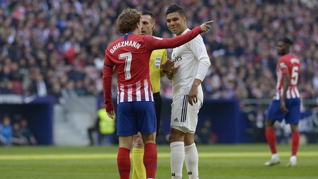🤔🗳️ ENCUESTA DERBI: ¿A quién perjudicó más el arbitraje en el Atlético-Real Madrid?