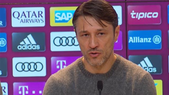 Kovac: Pokal-Fight ist Schuld an mangelnder Spielkontrolle