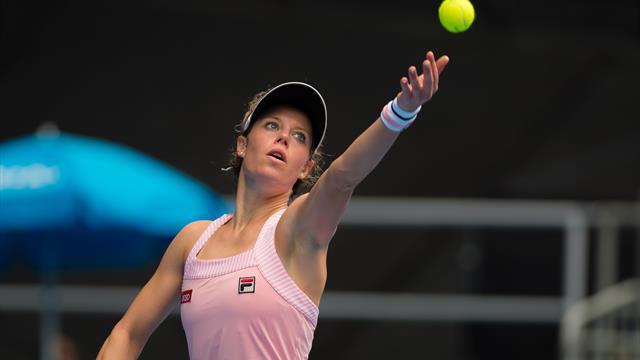 Siegemund ersetzt Maria im dritten Fed-Cup Einzel