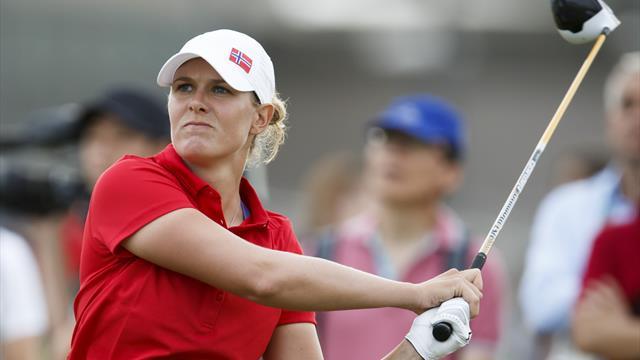 Skarpnord med 11. plass på LPGA-touren