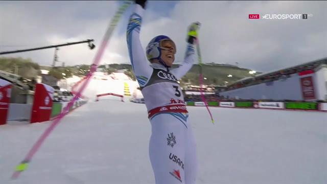Lindsey Vonn, l'ultima discesa della regina dello sci: è bronzo mondiale!