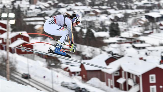 Ohne Medaillenchance: Rebensburg verpasst Top10