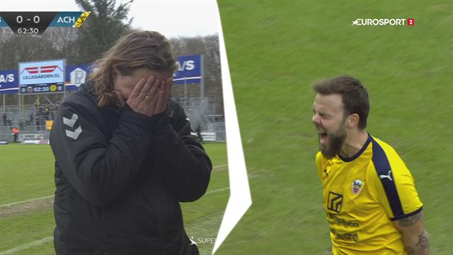 Highlights: Kirkevold redder AC Horsens et point i pointdeling