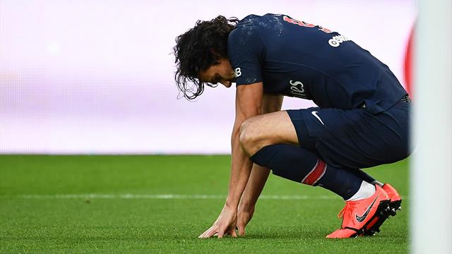 Cavani out of United match
