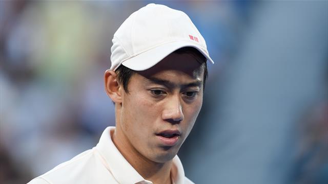 Nishikori sombre, Isner lance bien la défense de son titre