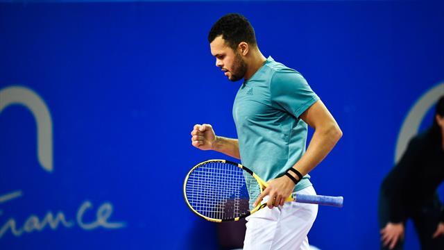 Suivez l'ATP de Rotterdam en direct et en exclusivité sur Eurosport et Eurosport Player