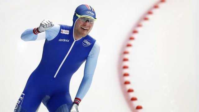 Tok VM-sølv på 1500 meter: – Jeg går bedre på skøyter enn noen gang