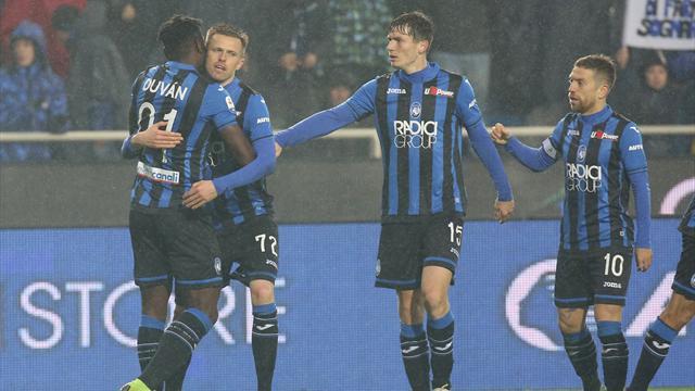 L'Atalanta tiene il ritmo Champions vincendo in rimonta: 2-1 alla SPAL con Ilicic e Zapata