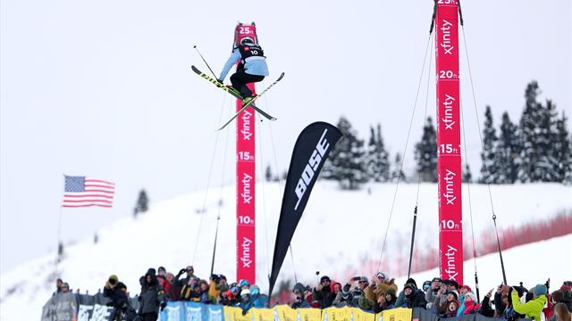 Highlights: Aaron Blunck wins Halfpipe gold