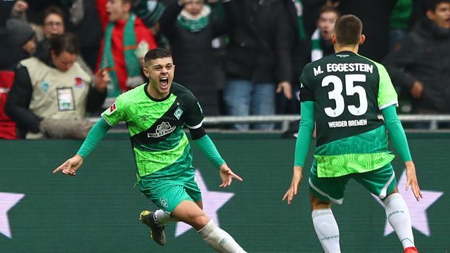 """""""Würdiges Jubiläum"""": Werder robbt sich an Europa ran"""