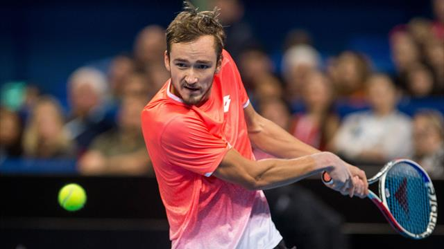 Не пропусти матч Медведева на Eurosport 2