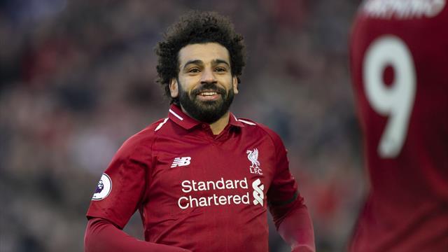 """""""Bist du Salah?"""" Liverpool-Star verdutzt Fans ohne Bart"""