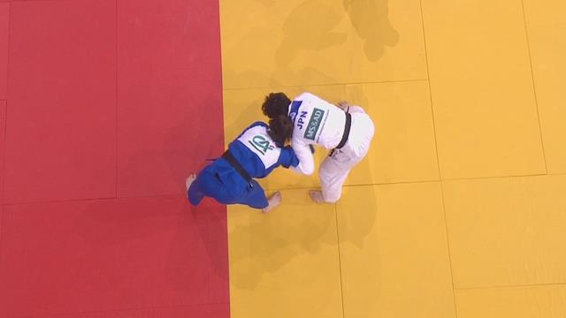 Ono takes gold in women's 70 kg in Paris