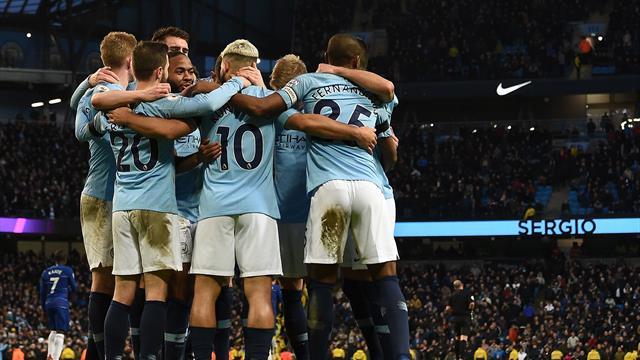 Guardiola, la rivincita è servita: Manchester City 6 - Chelsea 0, Sarri è umiliato