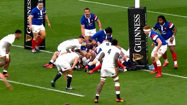 Sei Nazioni 2019: L'Inghilterra sogna in grande, gli highlights del 44-8 alla Francia