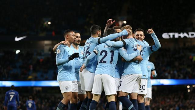 Dire Chelsea suffer record Premier League defeat at City