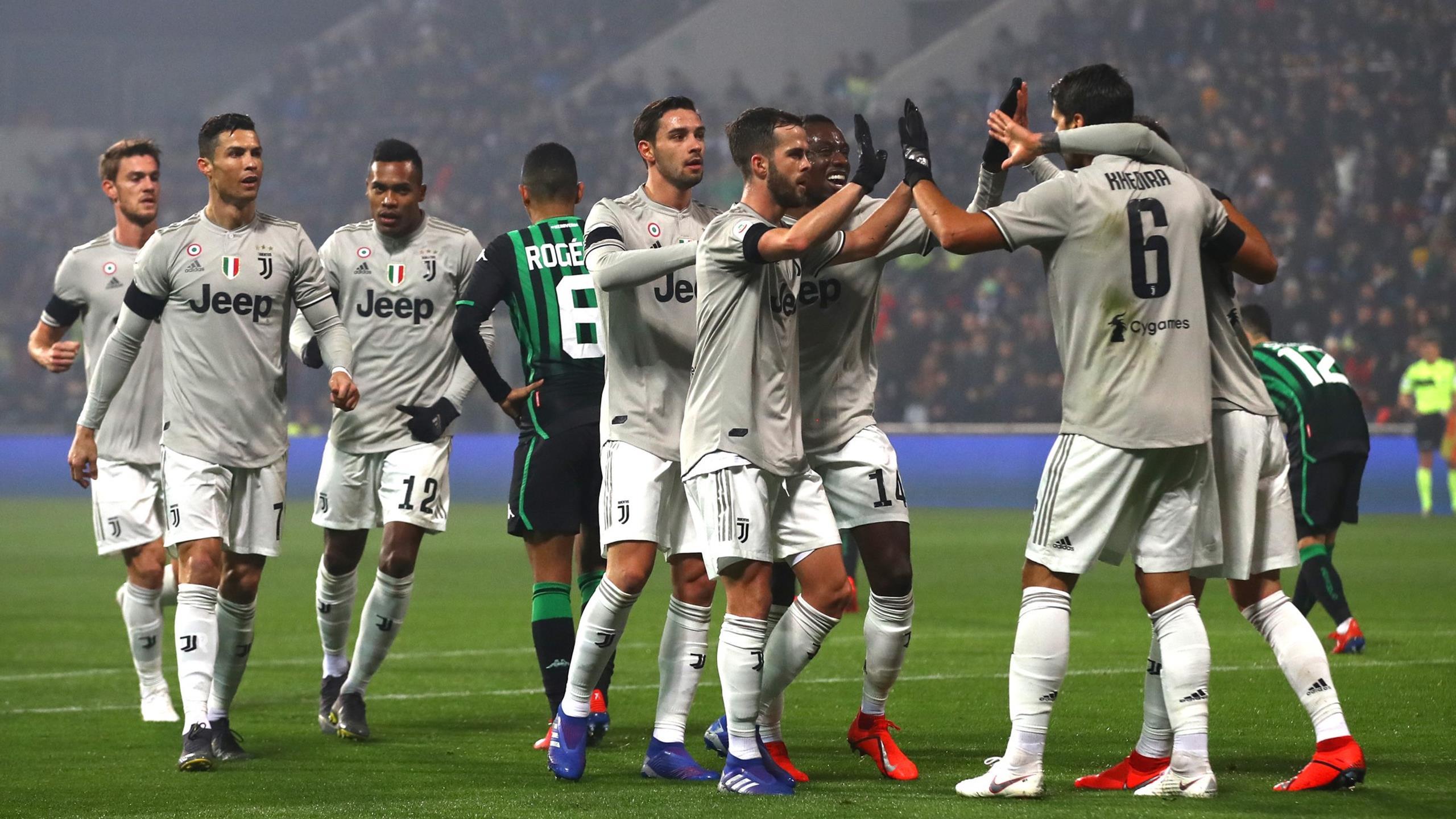 Sassuolo Juventus In Diretta Tv E Live Streaming Serie A 2018 2019 Calcio Eurosport
