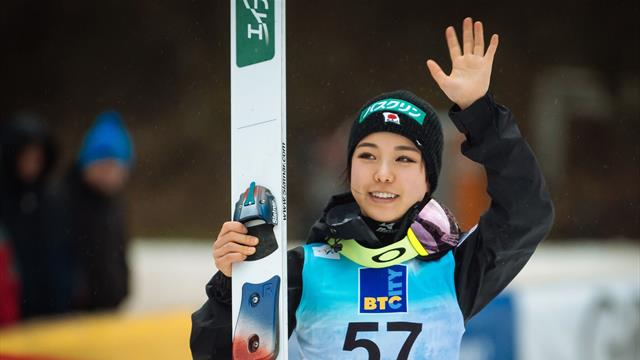 Takanashi maintains World Cup record, Stoch overcomes problems