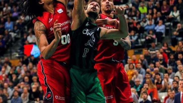 88-73. Todorovic y López Arostegui rearman al Joventut para la Copa del Rey
