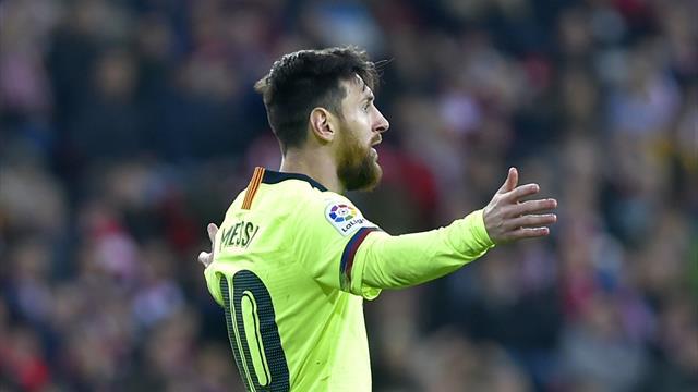 Messi ou pas Messi, le Barça reste en échec