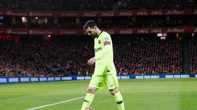 Barca lucky to draw at Athletic as Ter Stegen rescues point
