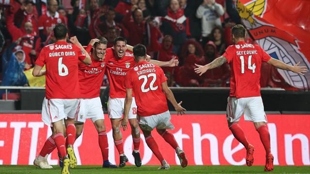 Le Benfica s'offre un 10-0 historique
