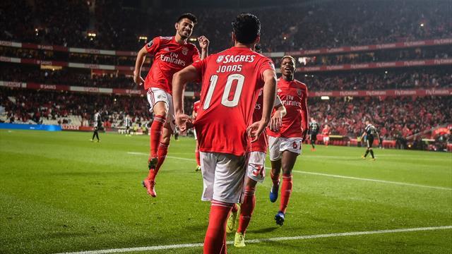 Zweistellig! Benfica zerpflückt Gegner