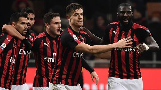 Le pagelle di Milan-Cagliari 3-0: Donnarumma super, Piatek sempre in gol