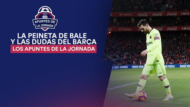 Los apuntes de la jornada 23: El VAR, la peineta de Bale y las dudas del Barça