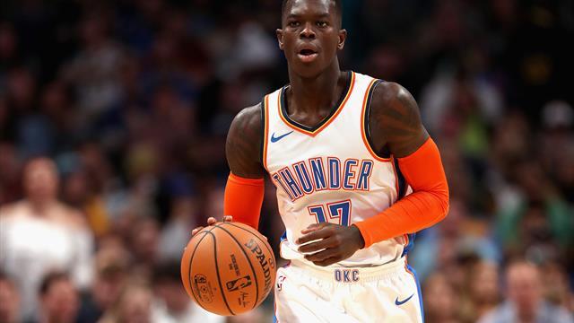 NBA: Schröder und Thunder weiter stark - Nowitzki und Dallas ringen Portland nieder