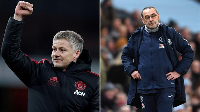 Paper Round: Solskjaer set for Man Utd job on permanent basis but Sarri facing sack