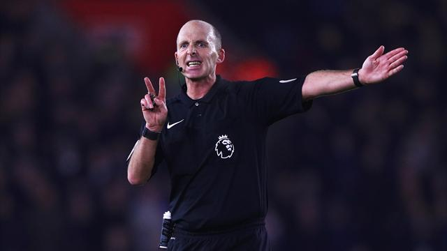 The Mike Dean Appreciation Blog (formerly known as The Warm-Up)