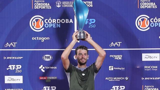 Juan Londero cierra una semana de ensueño y conquista el torneo en Córdoba